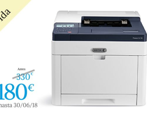 Impresora a color Xerox Phaser 6510