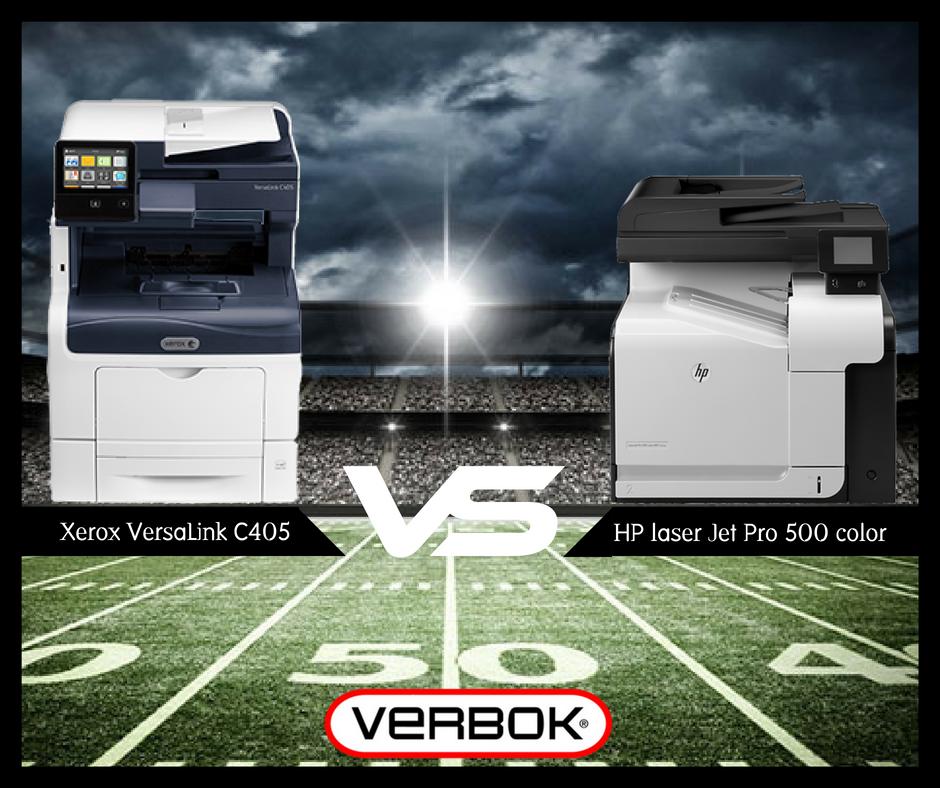 191 Impresora L 225 Ser Color Xerox O Hp Comparativa By Verbok