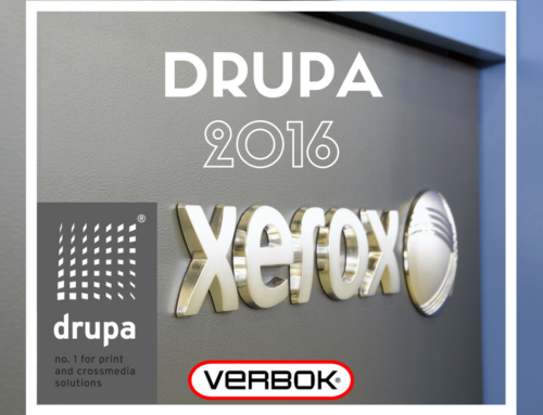"""Let the Work Flow"" #Drupa2016"