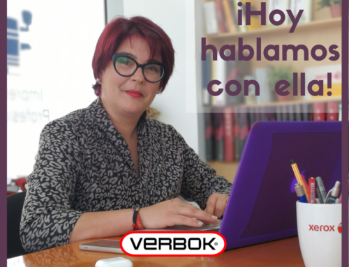 Entrevista Oficial a la gerente de Verbok (Distribuidor Xerox)
