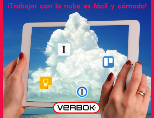 6 herramientas para trabajar desde la nube.