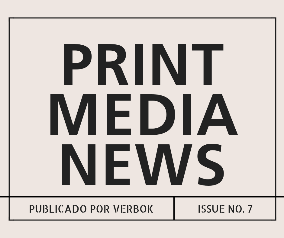 print media news verbok