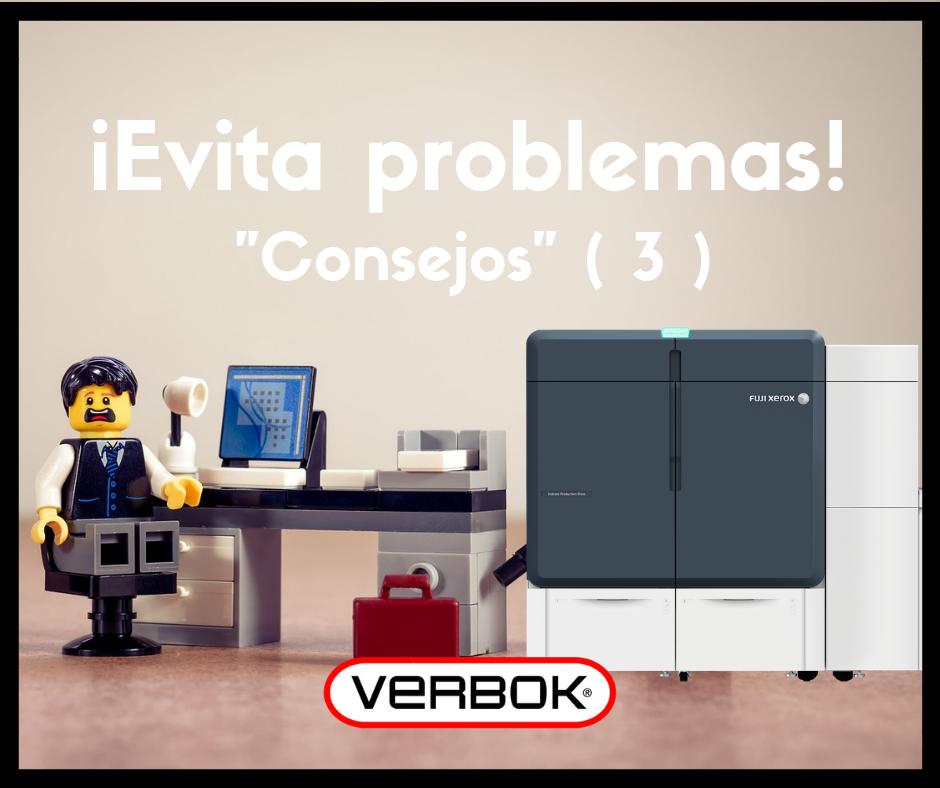 consejos para evitar problemas impresoras