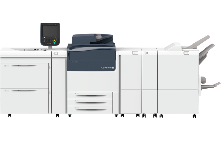 impresora xerox versant 180 press