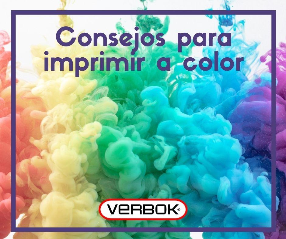 consejos para imprimir a color