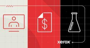 Xerox crea tres nuevos negocios